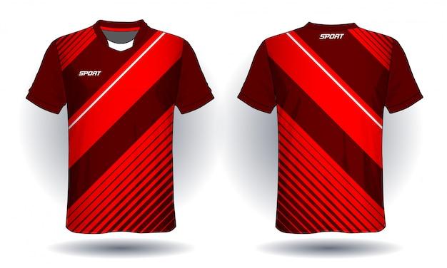 8c5b3f933 Soccer jersey template.sport t-shirt design. Vector
