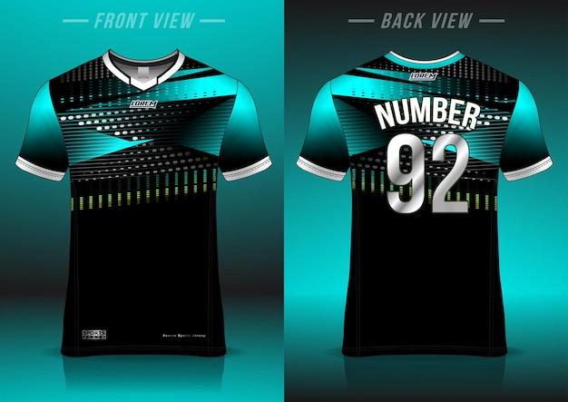 축구 유니폼 tshirt 스포츠 템플릿