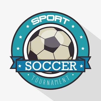 サッカーロゴスポーツ