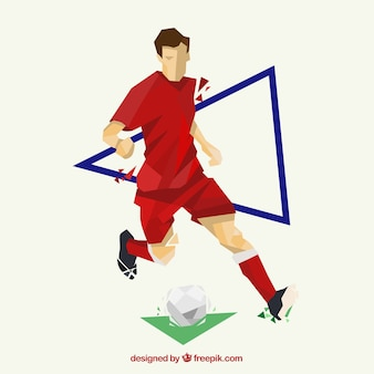 Soccer Player Vectors Photos And Psd Files Free Download