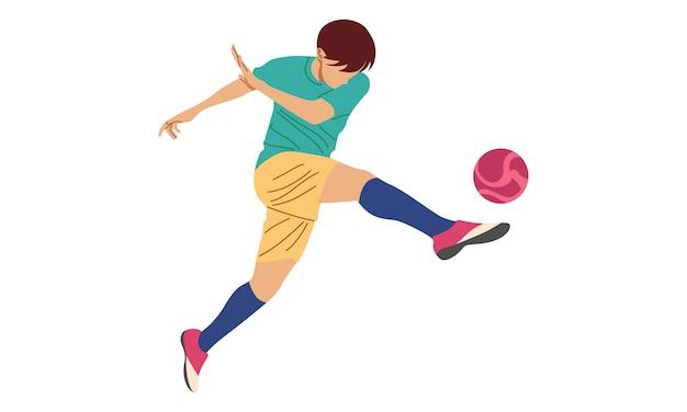 축구 선수 그림