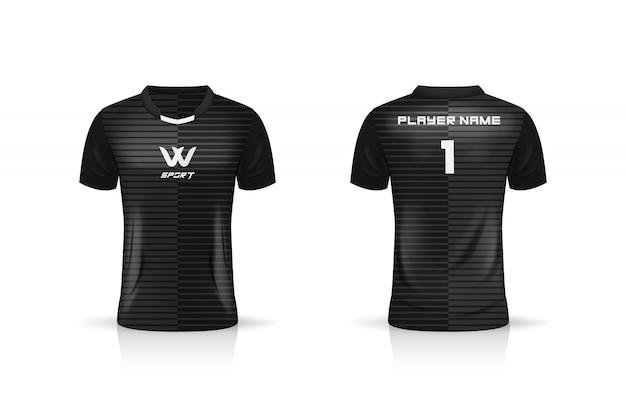 仕様soccer sport、esport gaming tシャツジャージーテンプレート。ユニフォーム 。図