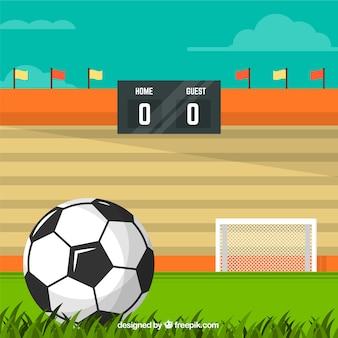 Футбол постоянный фон