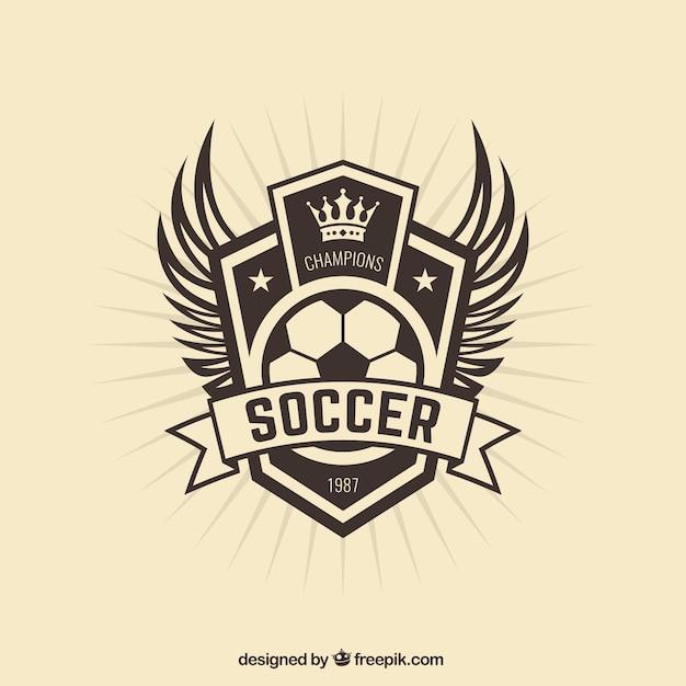 soccer logo vectors photos and psd files free download rh freepik com soccer logo creator software soccer logo creator free download