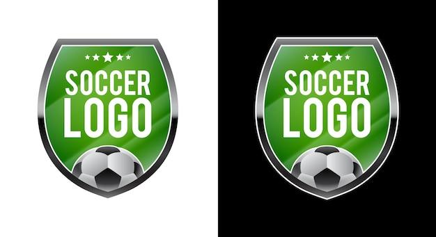 Soccer team vector logo