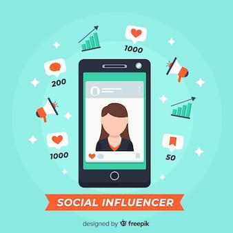 소셜 인플 루 언서 마케팅