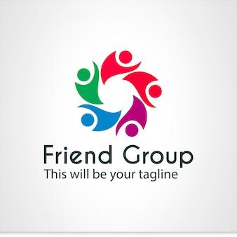 Социальный логотип