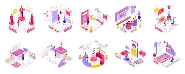 소셜 미디어 및 디지털 마케팅 아이소 메트릭