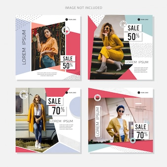 Social media banner casual sale