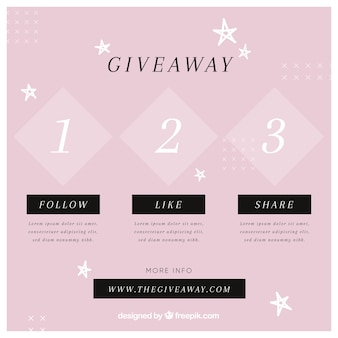 giveaway vectors photos and psd files free download