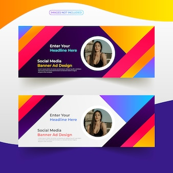 Social media cover banner