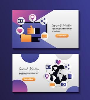 Social media digital