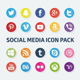 Social media logo обновления
