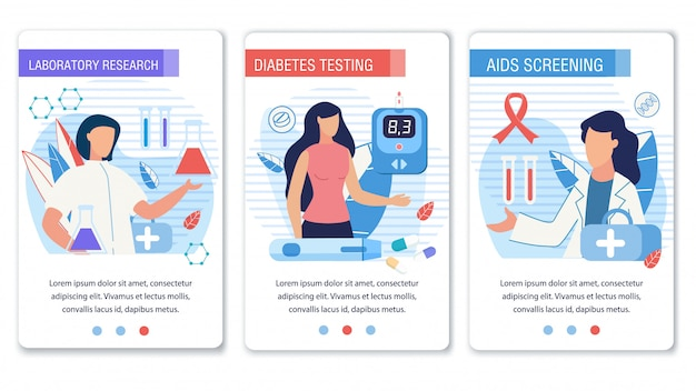 Social media landing page set for diabetes control