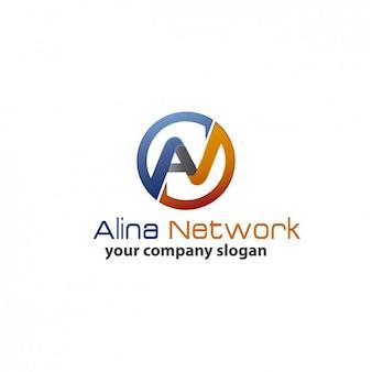 Social Network Logo Template