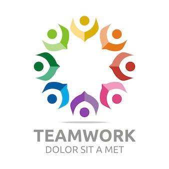ソーシャルネットワークのロゴ