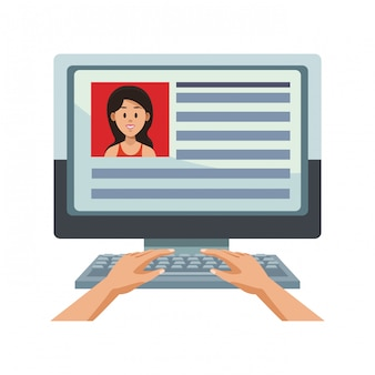 Social network technology