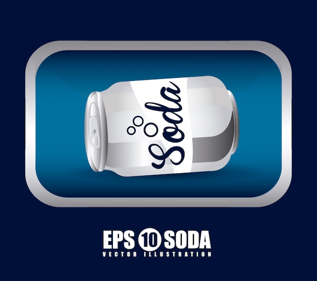 Soda simple element