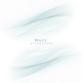 Soft background with wave design