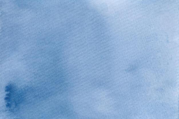 Мягкий синий акварельный фон текстуры