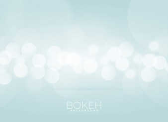 Soft blurred bokeh background design