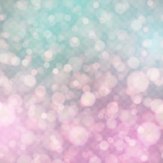 柔らかいキラキラ輝く多重光線ライト透明な背景のボケ味。
