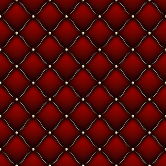 Soft gloss seamless quilted pattern.