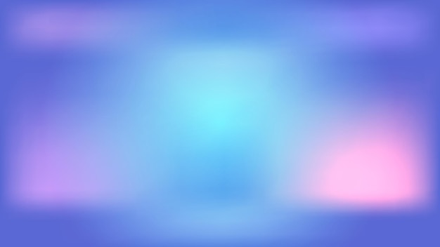 Soft gradient full color background