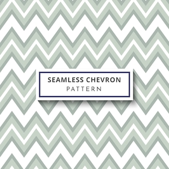 Soft green chevron seamless pattern