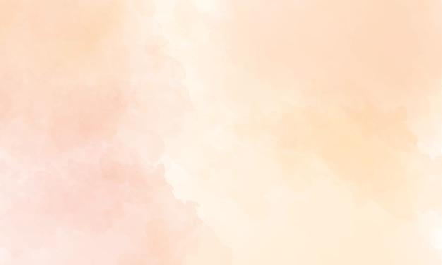소프트 핑크 수채화 배경
