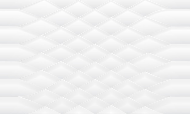 부드러운 흰색 회색 추상 럭셔리 대각선 사각 원활한 배경