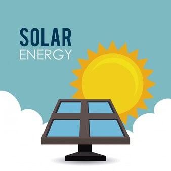 Solar energy design.