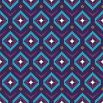 Songket pattern traditional template