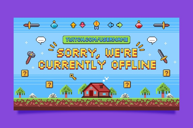 Sorry, we're offline background