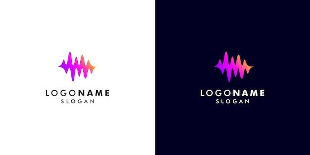 Логотип soundwave