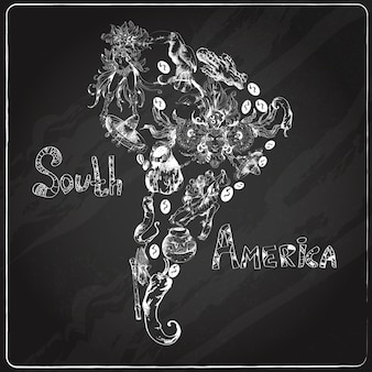 Lavagna sud america