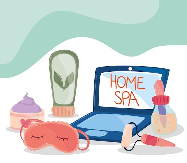 Spa home selfcare