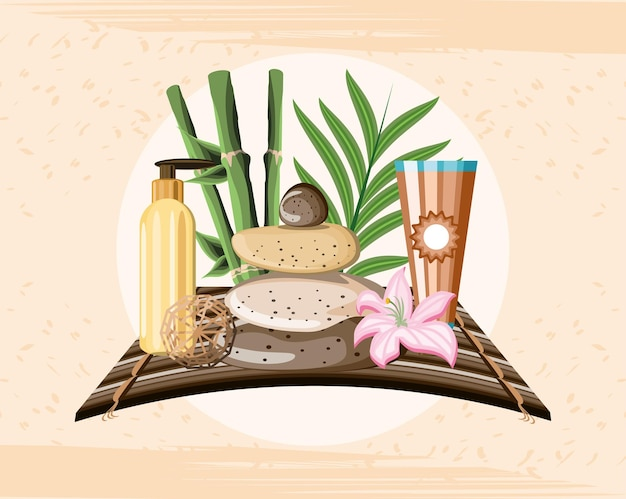 Spa therapy wellness