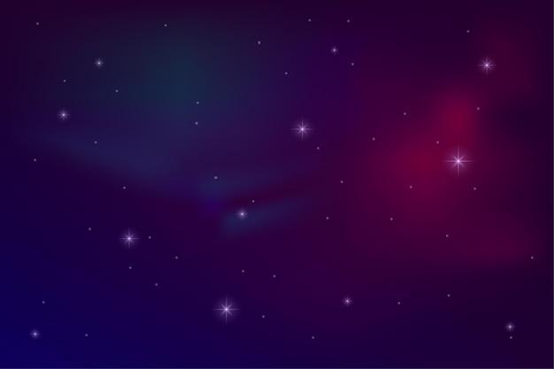 Космический фон. абстрактные звезды свет обои