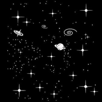 宇宙背景ベクトル