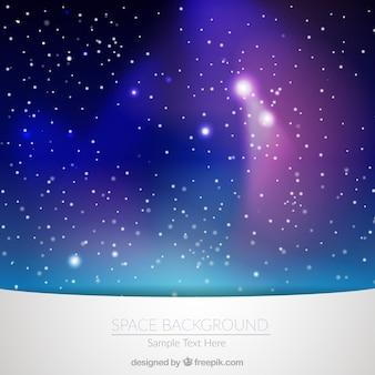 Космическая фон