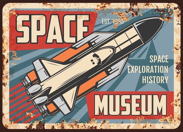 Space exploration museum