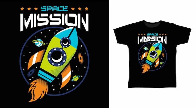 Космическая миссия для дизайна тройников