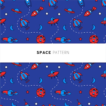 Space pattern