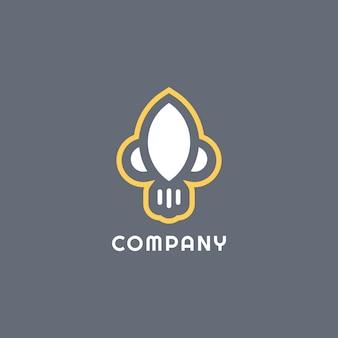 スペースロケットのロゴ
