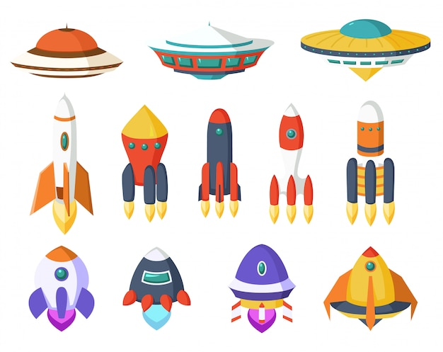 Spaceship collection