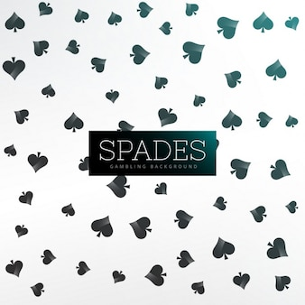 Spades background