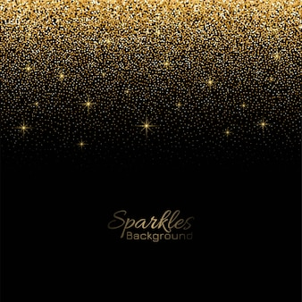 Sparkle background for christmas