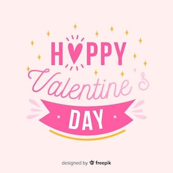 Sparkle valentine background