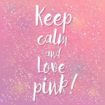 ピンクsparkless